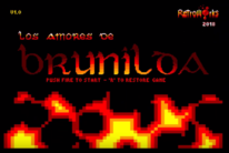 Los amores de Brunilda by Retroworks in development
