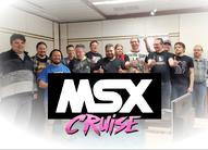 MSX CRUISE 2019 (the experience described)