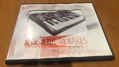 New music CD MSX MIDI Remakes