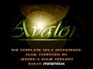 Avalon RPG OST - Moonsound Edition (ROM version)