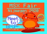 MSX Fair Nijmegen 2020