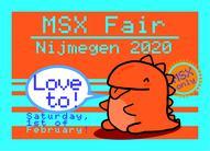 Registration opened for MSX Fair Nijmegen 2020