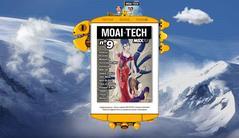 MOAI-TECH #9 online magazine