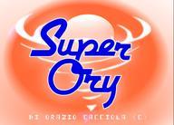 Super Ory!