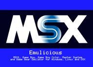 Importante actualización de Emulicious, ahora con emulación MSX