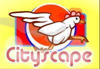 Cityscape - an MSX inspired webgame