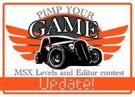 Actualización del concurso MSX Levels and Editor (MSX-LE)