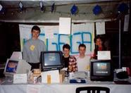 Tilburg 1993 - Hegega in action