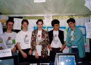 Tilburg 1994 - The Hegega team