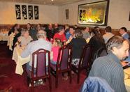 Nijmegen 2014 - afterparty / dinner