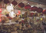 """Impressive Japanese and Chinese Lampoons and lot's of other """"so overdone it's cool"""" stuff at Holwha"""