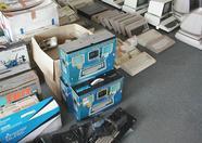 Three ultra rare Comodore MAX machines boxed