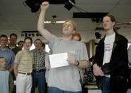 One of the winners of the MSX.ORG quiz, Manuel Bilderbeek