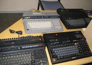Some Japanese MSX models