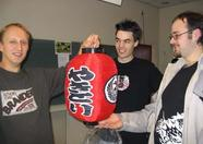 Showing off with the Japanese Lantern
