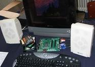 The One Chip MSX running Undeadline (English)