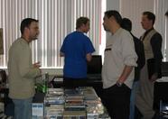 Erik of MSX Club Groningen sold second hand MSX software