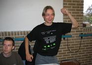 Retro computing shirts rule
