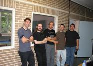 A large part of team openMSX