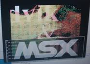 The openMSx console hiding a very intersting project