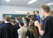 Many people had a look at the entries to the MRC Mystery Challenge
