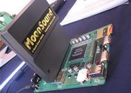 One Chip MSX + MoonSound = ...