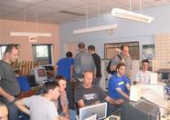 The openMSX/MRC/Bazix room