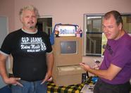 Johan and Remy van den Bor, from Deltasoft