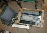 This is no place for an MSX TurboR!