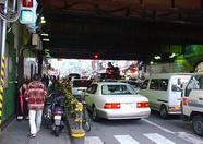 Quite crowded under this bridge.
