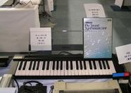 Yamaha SFG-01 audio module and a synth that works with it