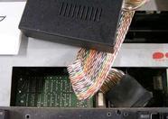 An MSX1 prototype which has an external Z80