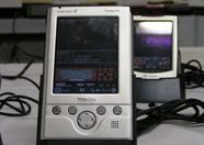 Toshiba Genio-E running MSXPLAYer