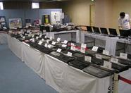 An overview of the MSX Machines that were on display.