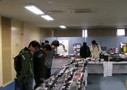 Many MSX machines at display