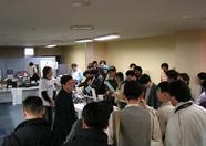 MSX Magazine Matsuri, right after the grand opening