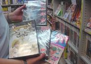 Sorcerian, Metal Gear 2 (11.800 yen), Illusion City (7600 yen), FM-Pac (only 800 yen!!)