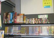 A small shelf containing MSX software in a shop simply called 'Retro Games' in Akihabara, Tokyo.