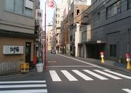 Jimbocho, a crossing located close to my hotel