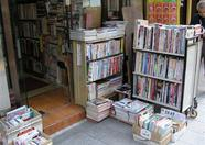 One of the many bookshops in Jimbocho