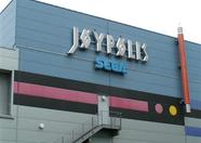 Sega's Joypolis. Usually a gamers' walhalla, now closed due to a tragic accident