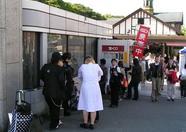 Harajuku station, where the alternative teens gather