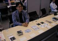 Ikeda proudly maintaining his stand of Western MSX goodies