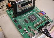 Another close look at the One Chip MSX board