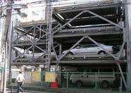 This is another way of solving the parking problems. Parking towers.