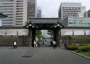 Had I told you about the huge contrast between Tokyo City and the imperial gardens already?