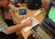 The very first member of MSX Club Groningen