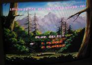 Konami Laser Video Disc Game