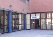 The entrance of MadriSX 2003