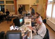 More MSX action at Marienberg
